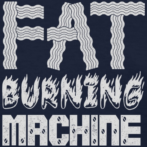 Fat burning machine - Women's T-Shirt