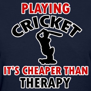 cricket design - Women's T-Shirt