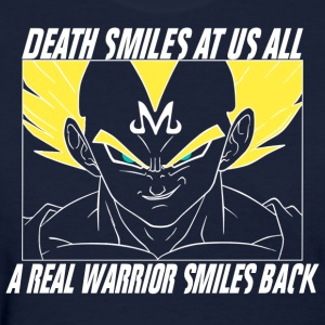 Vegeta Real Warrior - Women's T-Shirt