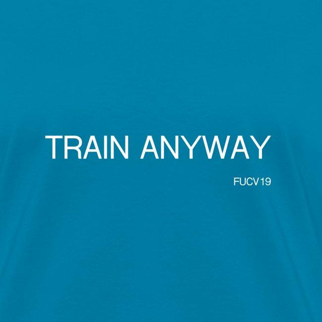 TRAIN WHITE font