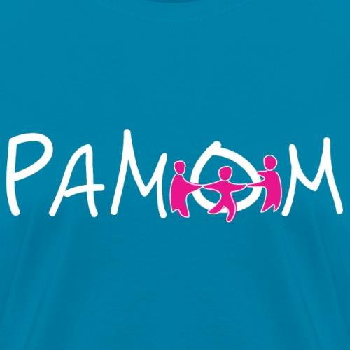 PAMOM logo - Women's T-Shirt