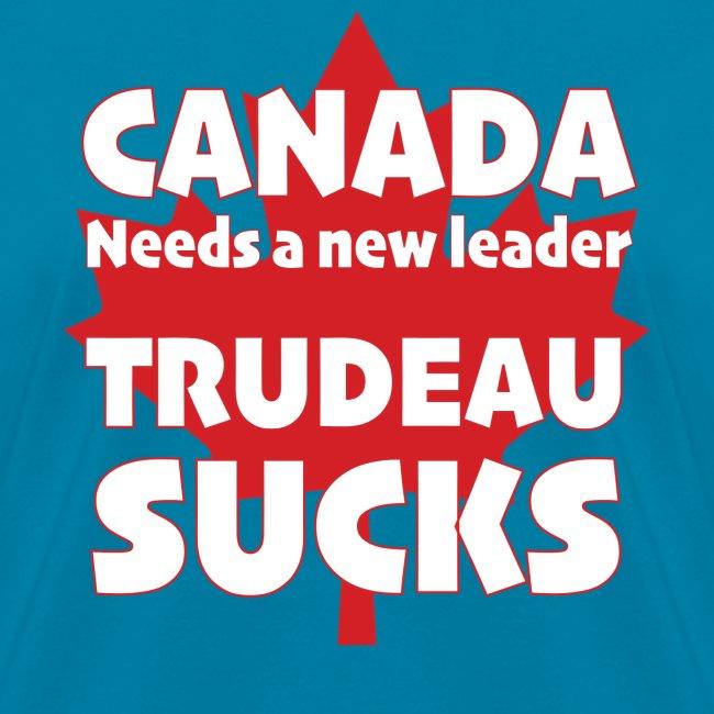 Canada Trudeau Sucks swag