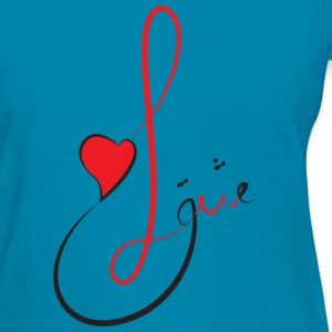 T shirt_Love - Women's T-Shirt