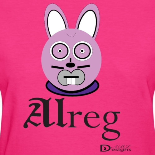 Alreg Adventure Rabbit - Women's T-Shirt