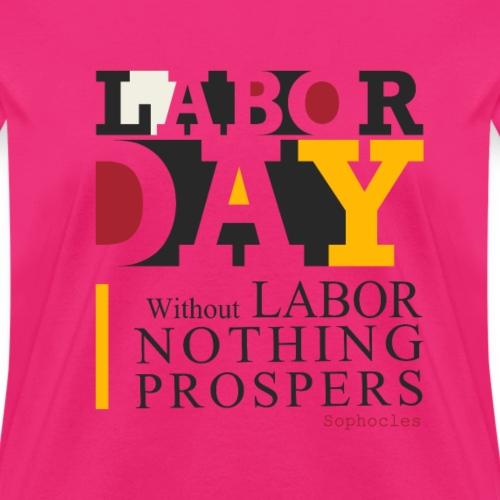 labor day 2018 t-shirt - Women's T-Shirt