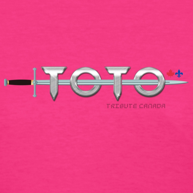 TOTO Tribute Canada (Black Name)