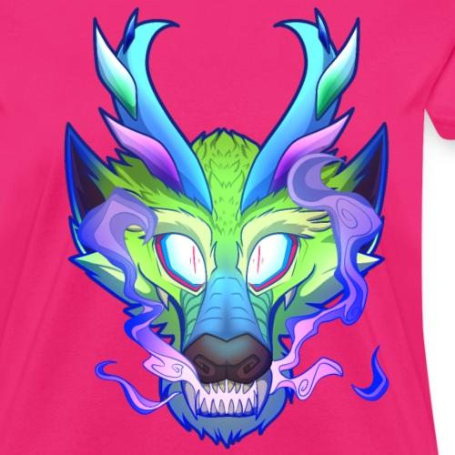 Psy-Dragon - Women's T-Shirt