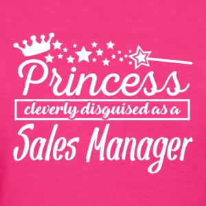 Sales Manager - Women's T-Shirt