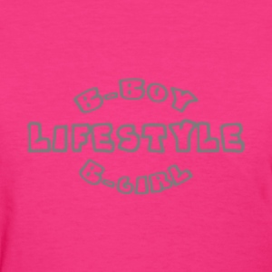 B-Boy & B-Girl - Women's T-Shirt