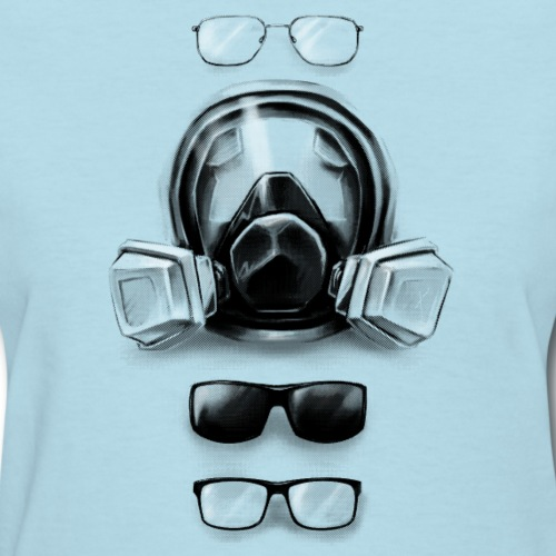 All I See Is Blue - Women's T-Shirt