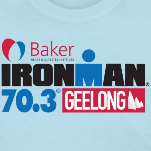70.3 Geelong logo - Women's T-Shirt