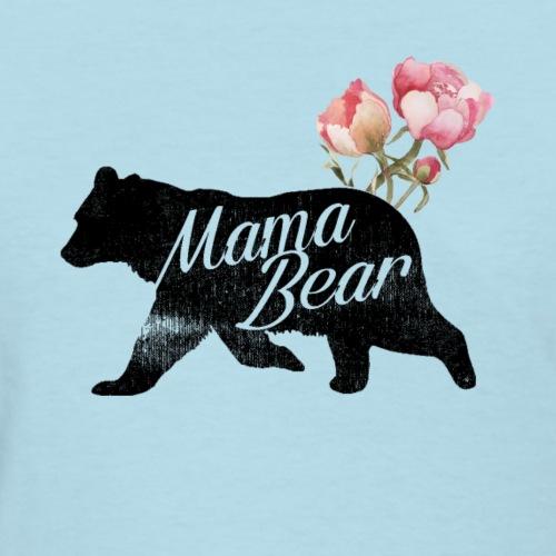Mama Bear, Mommy Bear, Mother Bear, Mummy Bear - Women's T-Shirt