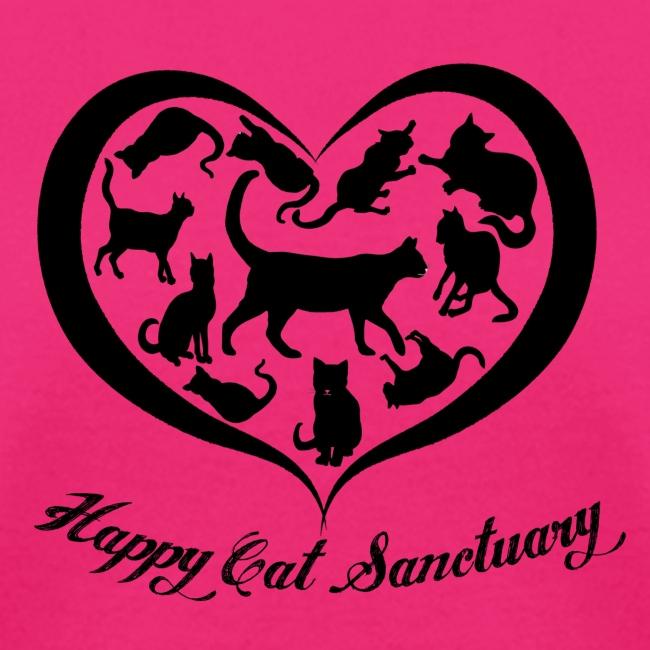 Happy Cat Sanctuary Logo