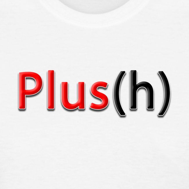 Plus(h) New logo Large fo