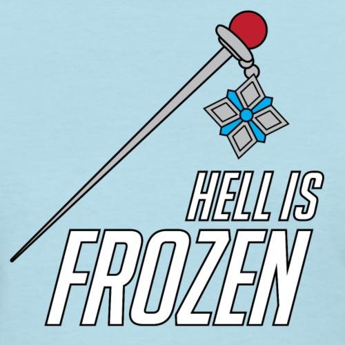 Hell is Frozen - Mei - Women's T-Shirt