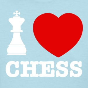 chess love design - Women's T-Shirt