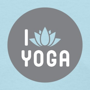 I Lotus Yoga - Women's T-Shirt