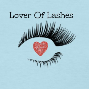 Lover Of Lashes - Women's T-Shirt