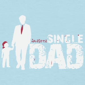 Awesome Single dad1 - Women's T-Shirt