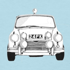 Mini Cooper - Women's T-Shirt