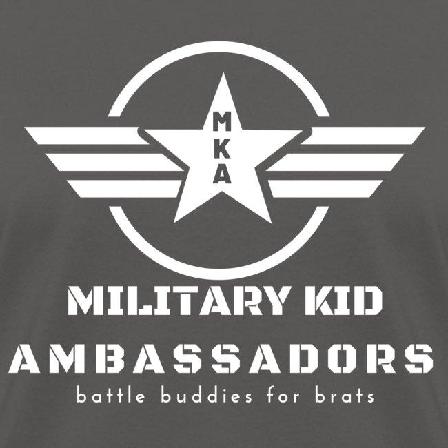 Military Kid Ambassador White