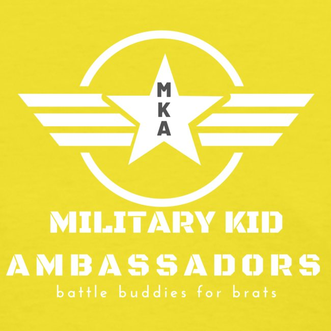 Military Kid Ambassador White