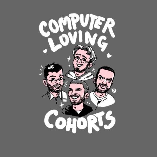 Computer Loving Cohorts - Women's T-Shirt
