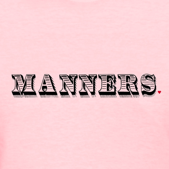 Manners Life Hack