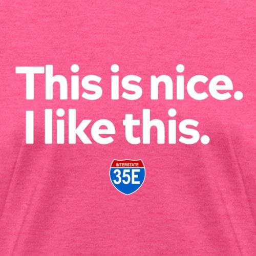 This is nice - Women's T-Shirt