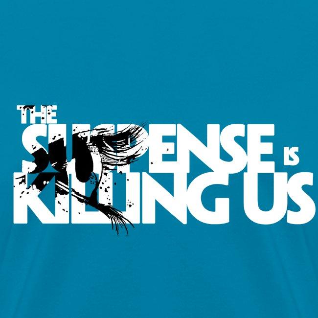 Suspense Is Killing Us Black Eye Logo