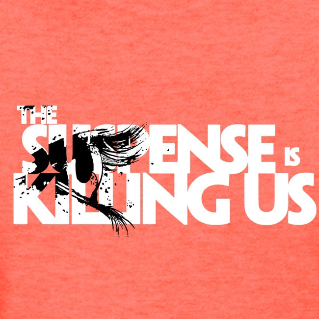 Suspense Is Killing Us Black Eye Logo