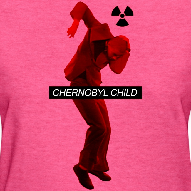 CHERNOBYL CHILD RED