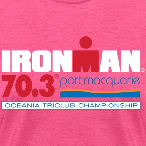 70.3 Port Macquarie lg al - Women's T-Shirt