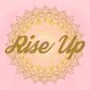 Rise Up by Ezina - Women's T-Shirt
