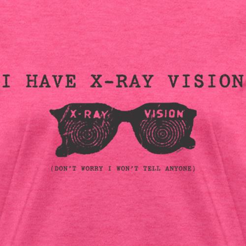 XRay Vision - Women's T-Shirt