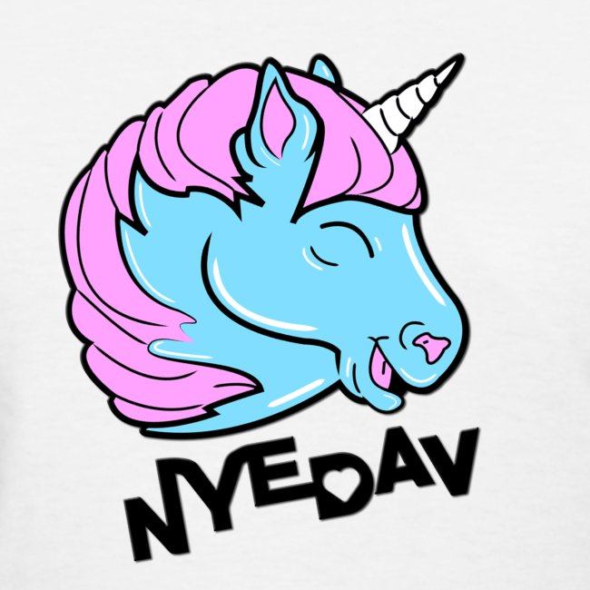 Unicorn design nyedav