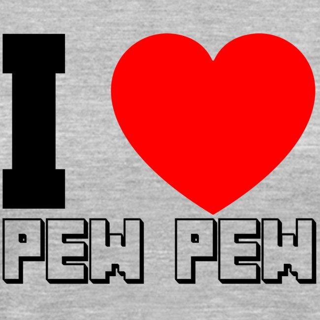 Pew Pew - Black