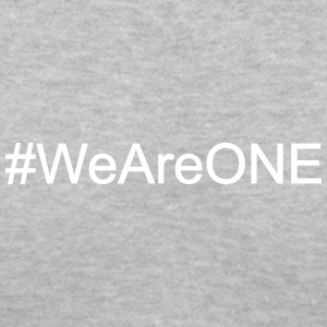 we_r_one - Women's V-Neck T-Shirt