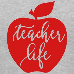 Teacher Life Teaching - Women's V-Neck T-Shirt