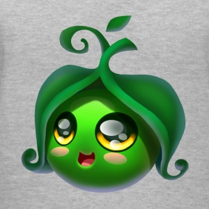 Pea happy - Women's V-Neck T-Shirt