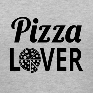 Pizza Lover - Women's V-Neck T-Shirt