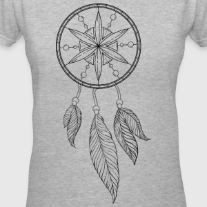 Dreamcatcher - Women's V-Neck T-Shirt