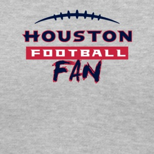 Houston Football Fan - Women's V-Neck T-Shirt