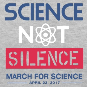 March For Science Shirt - Women's V-Neck T-Shirt