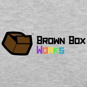 BrownBoxworks Logo - Women's V-Neck T-Shirt