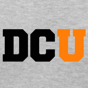 DCU Logo - Women's V-Neck T-Shirt