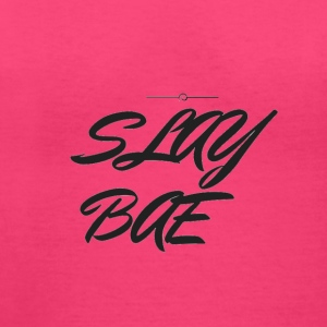 SLAY_-2- - Women's V-Neck T-Shirt