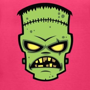 Frankenstein Monster - Women's V-Neck T-Shirt