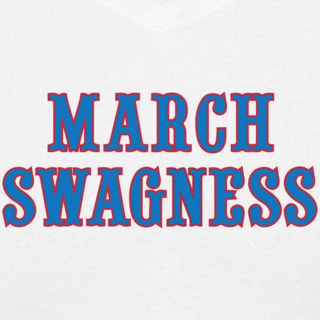 march swagness blred