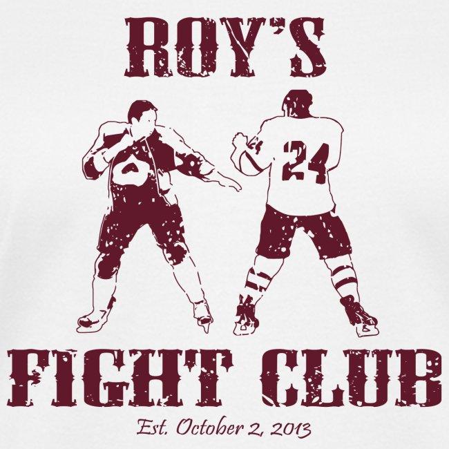 Roys FC Burgundy
